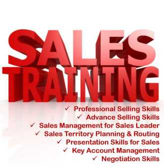 Sales Training Indonesia