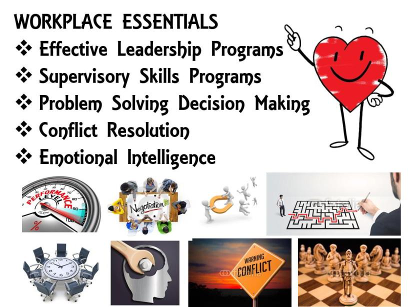 Pelatihan Soft Skills - Workplace Essentials