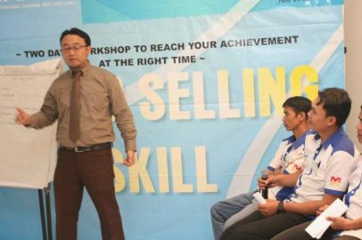 Profesional Selling Skills Training
